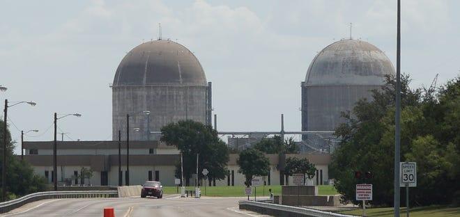 Comanche Peak Nuclear Power Plant near Glen Rose.