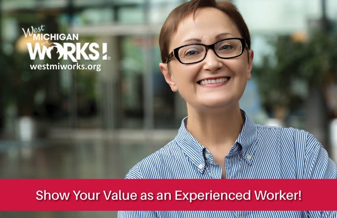 The West Michigan Works staff developed the Job Searching for the Experienced Worker workshop to help people navigate the complexities of the labor market and show their value to employers.
