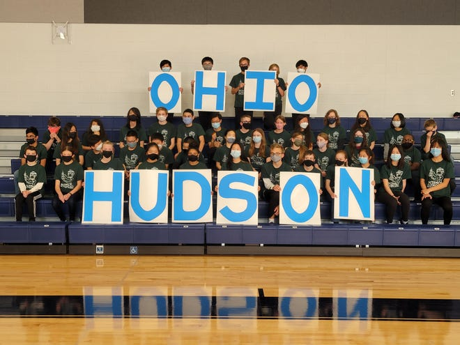 Hudson Middle School's Science Olympiad Team ended its season ranked 19th in the United States.