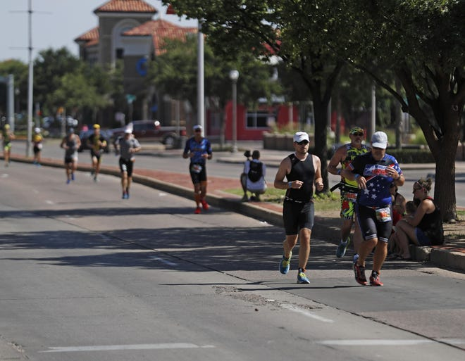 The Texas Tech campus and much of Lubbock will play host on Sunday to the IRONMAN 70.3 Lubbock Triathlon.