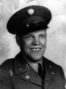 Army Pfc. Philip T. Hoogacker