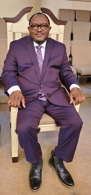 Elder Darris Waters