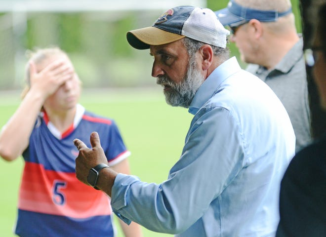 Boyne City head girls soccer coach Ed Fantozzi called it a career after leading the Ramblers over the past five years. He spent 10 total years within the LMC.