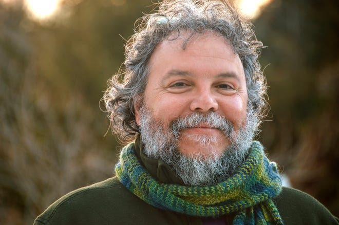 """Garden historian and ethnobotanist John Forti published a new book """"The Heirloom Gardener ~ Traditional Plants and Skills for the Modern World"""" this week."""