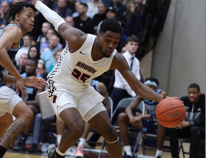 Tamenang Choh will play a fifth year for Brown during the upcoming 2021-22 season because of a blanket COVID-19 waiver offered by the NCAA.
