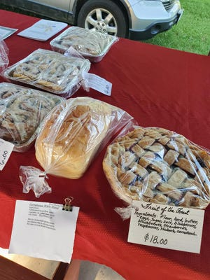 Every Baked goods, veggies, herbs, eggs, soaps, knife sharpening and crafts, located in downtown Richland at theRichland Farmers Market 8 a.m. to 12 p.m.