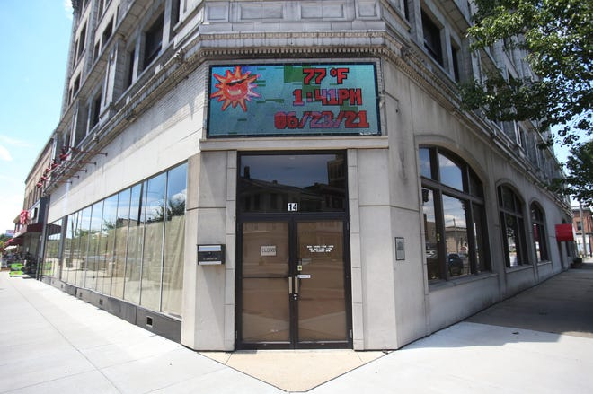 The new Krackpots Comedy Club is planned for the McClymonds Building, 14 Lincoln Way W, Massillon, at the former Angry BBQ location. Owner Chris Ketler is aiming for a mid-July opening.