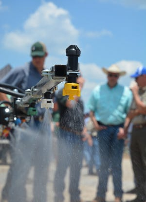 Five Texas Department of Agriculture continuing education units are available for pesticide applicators at the July 13 event in Brownwood.