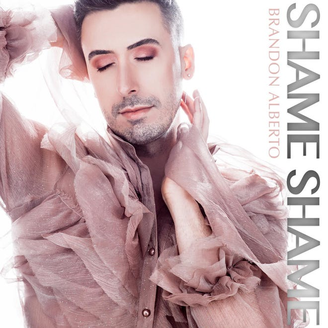 "Brandon Alberto's ""Shame Shame"" is available on Spotify."