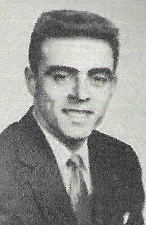 Don Falletti, Senior '58