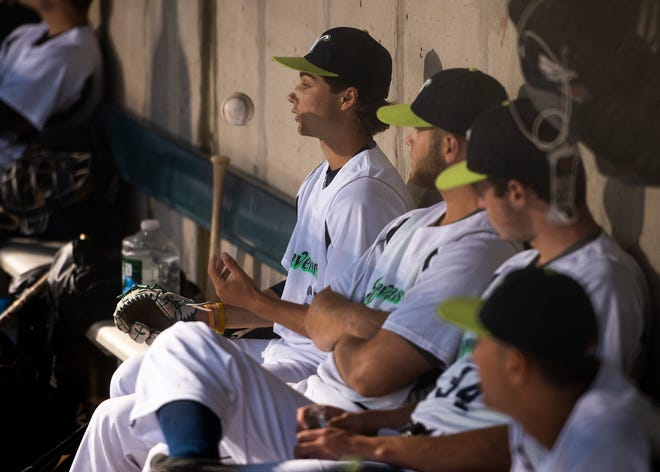 The Bravehearts' season ended Sunday night, and for the first time in their eight seasons, they're not playing in the FCBL championship series.