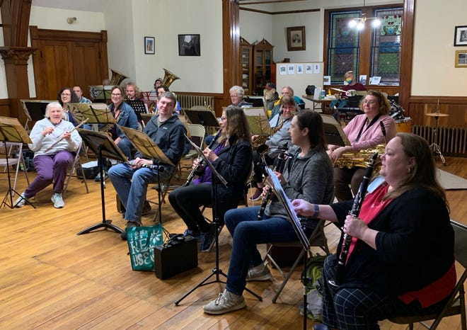 The Weir River Concert Band will perform June 27 at at the Stone Church, 283 Main Street, Route 32, Gilbertville.