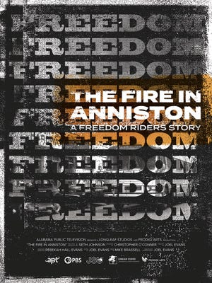 """JSU's Longleaf Studios will be hosting a free premiere of the director's cut of """"The Fire in Anniston: A Freedom Rider's Story"""" on June 24."""