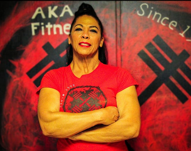 Bodybuilding champion and fitness trainer Ia Anspach is set to open her Fit World fitness center inside the 24,000-square-foot building formerly occupied by 24 Hour Fitness in Victorville.
