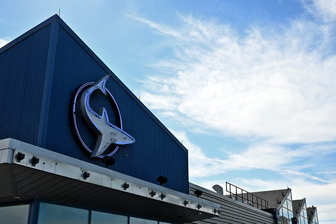The Newport Aquarium photographed on Wednesday, June 23, 2021.
