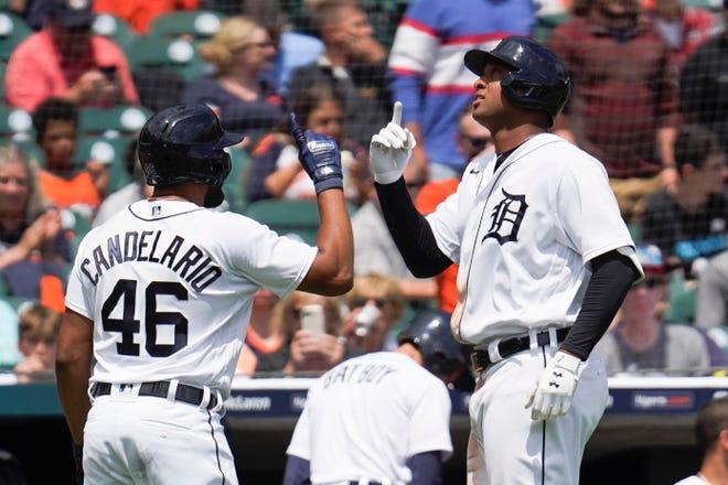 Detroit Tigers' Matt Manning earns first MLB win, 6-2, over Cardinals