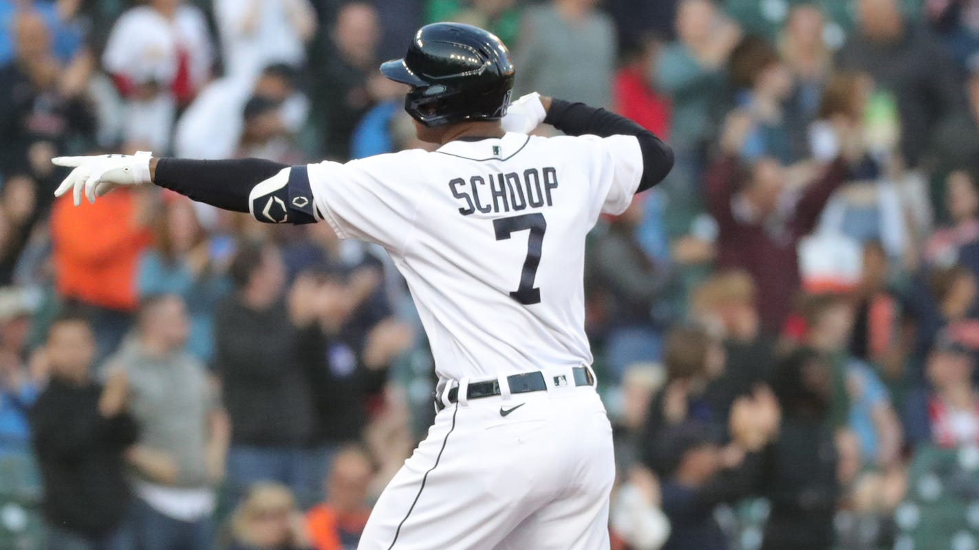 Jonathan Schoop homers again for Detroit Tigers in 8-2 win over St. Louis Cardinals