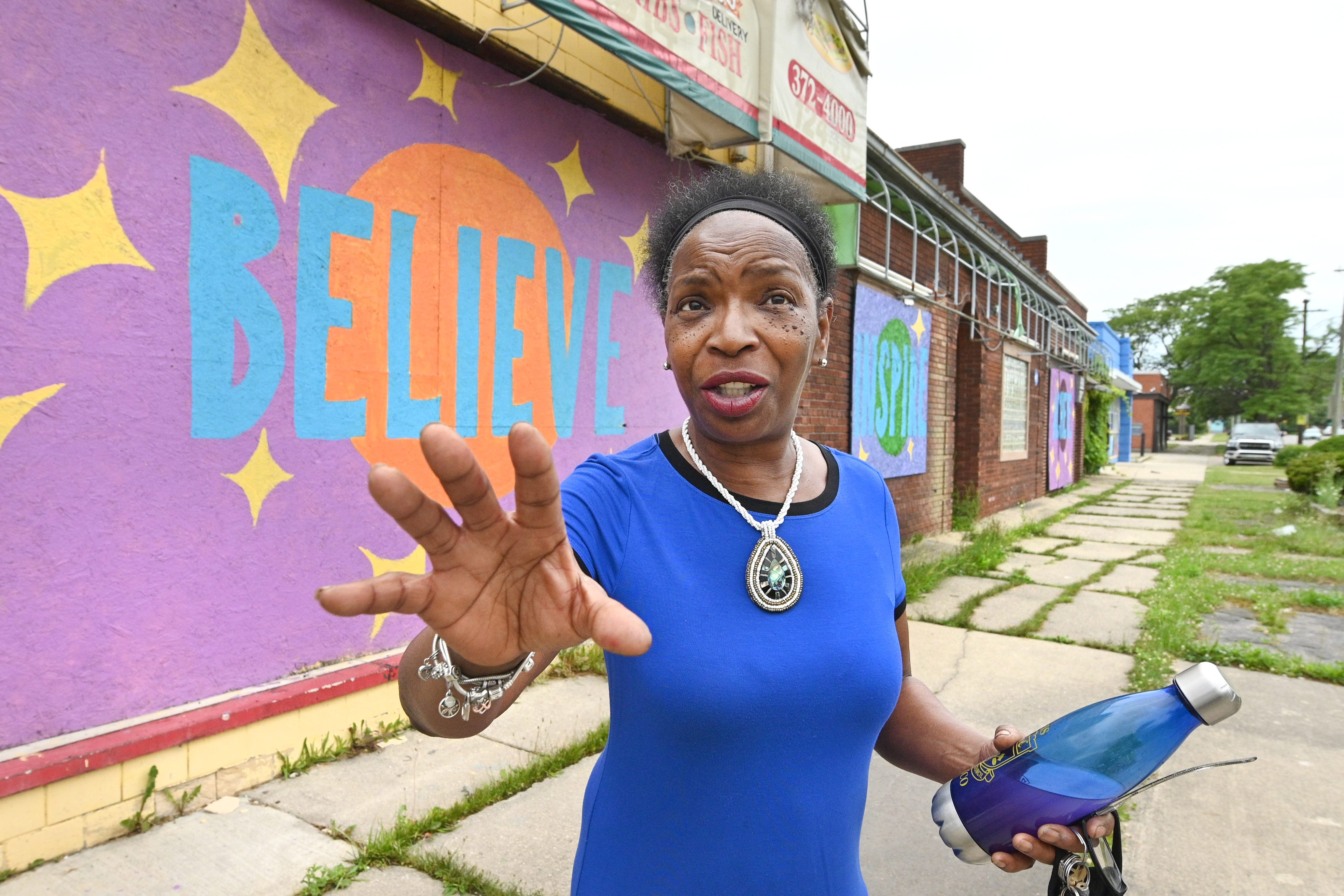 'Resiliency': Gratiot/7 Mile residents hope for rebirth with city initiative