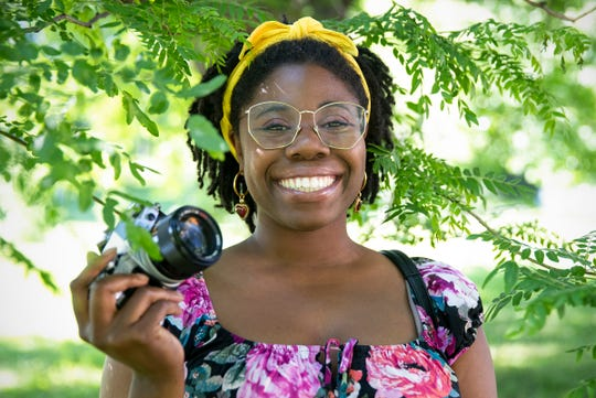 Maxine Wallace is a freelance photographer and lead photographer for Indy Pride.