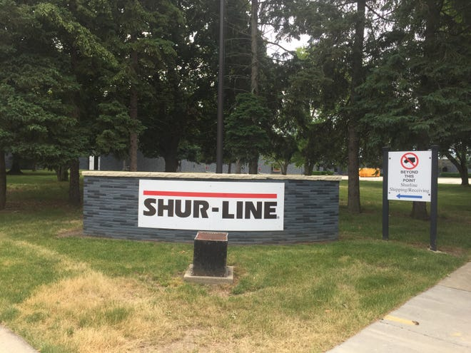 The former Shur-Line facility in St. Francis is to be redeveloped with a Quality Packaging Inc. operation that will bring 250 jobs.