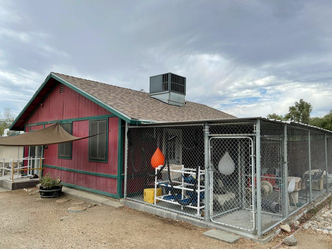 Kittyland Cat & Kitten Rescue is located in Desert Hot Springs.