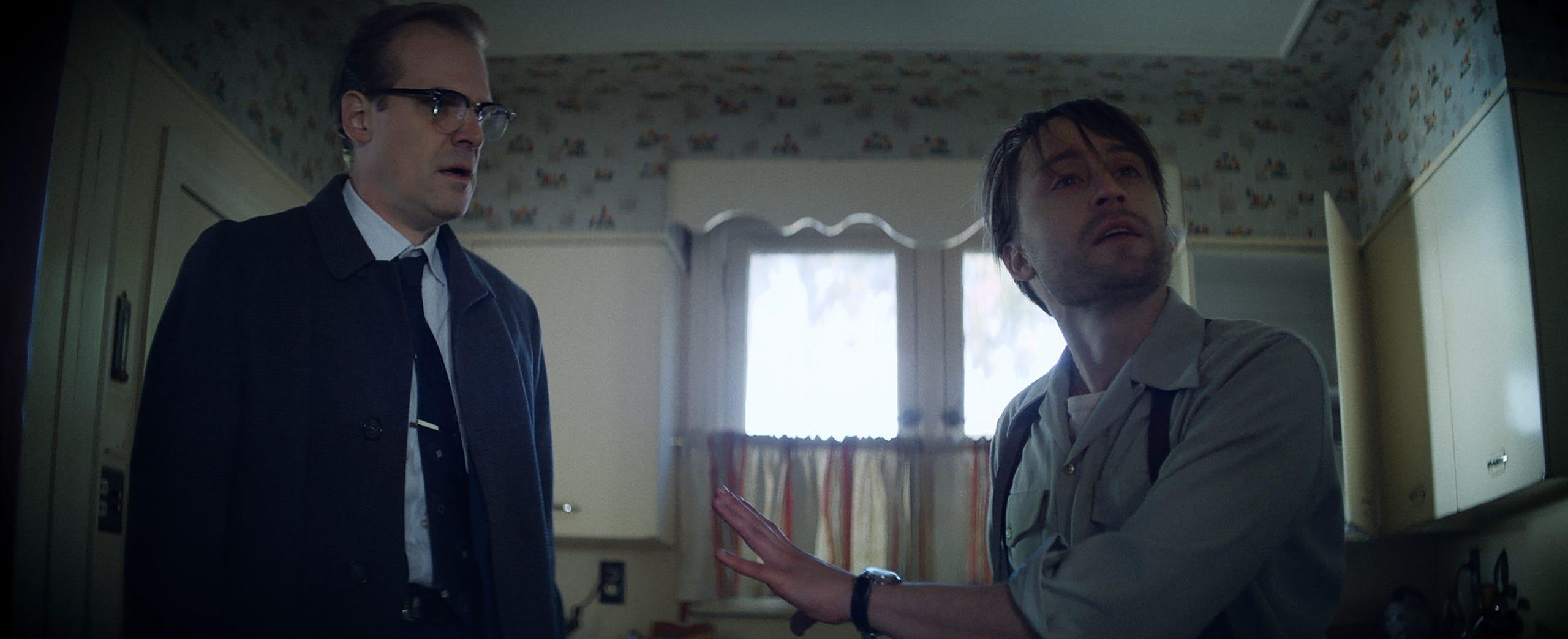 Don Cheadle and Benicio Del Toro star in 'No Sudden Move' on HBO Max