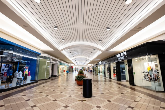 Several new tenants are moving into the Birchwood Mall.