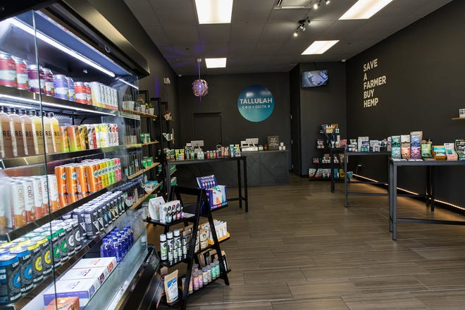 Tallulah CBD + Juice Bar is expanding its capital city footprint with a third location in CollegeTown area.