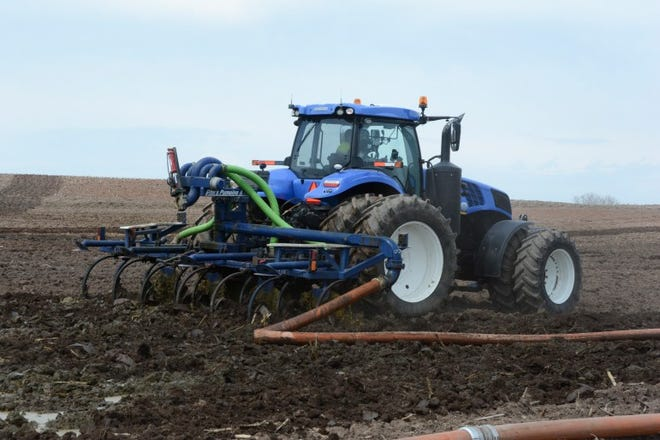 Manure management planning is an important aspect of livestock production.