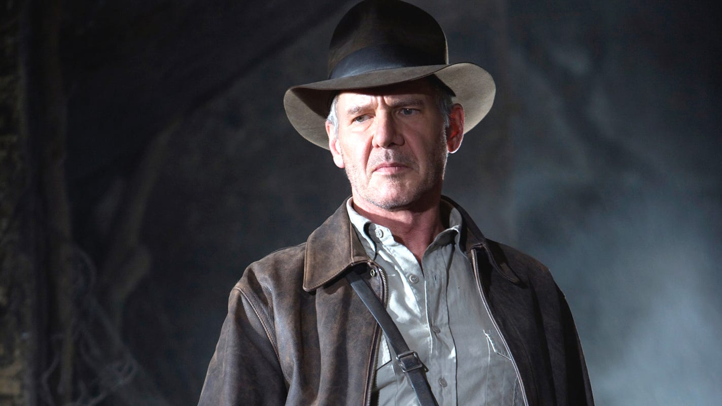 Harrison Ford injures shoulder rehearsing a fight scene for new 'Indiana Jones' movie