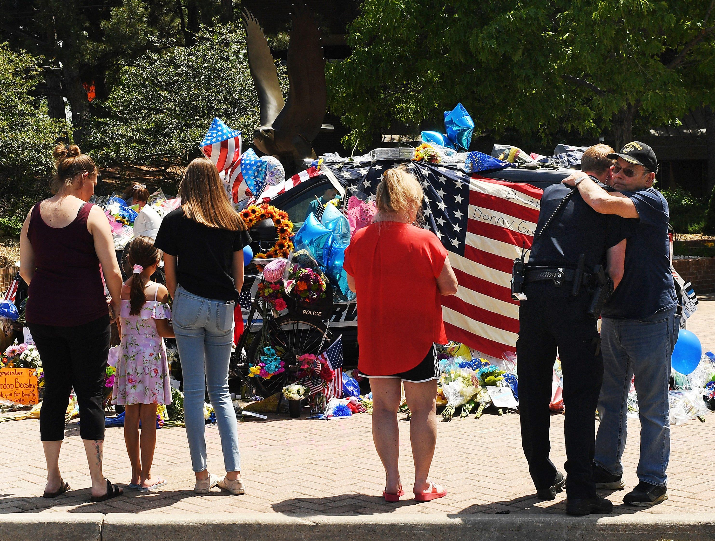 True hero  John Hurley died saving lives during shooting spree in Arvada, Colorado