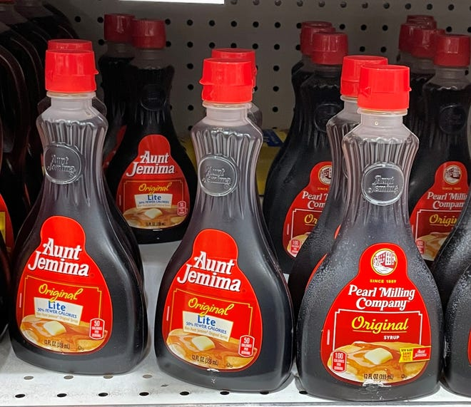 The Pearl Milling Company brand is replacing Aunt Jemima.