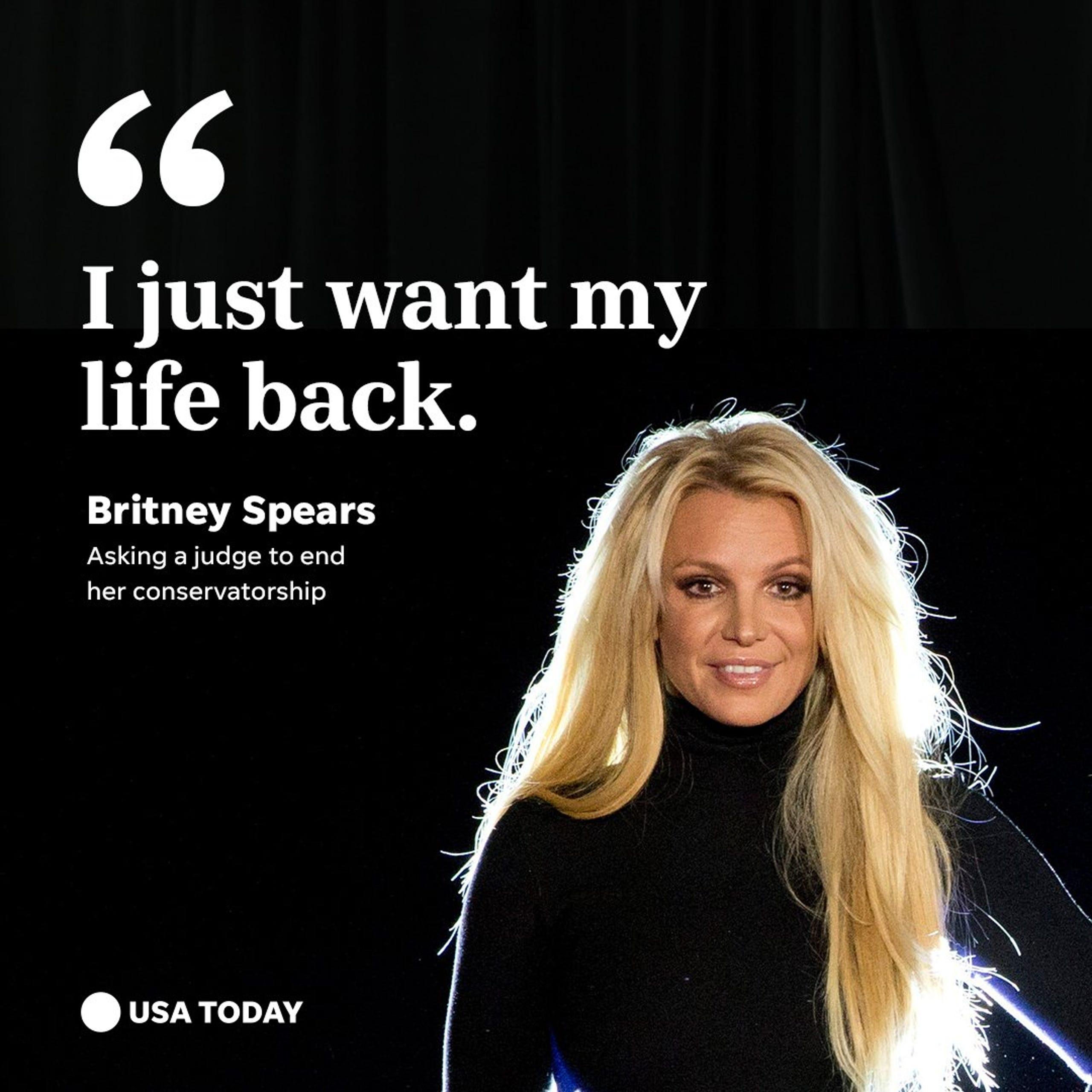 Britney conservatorship