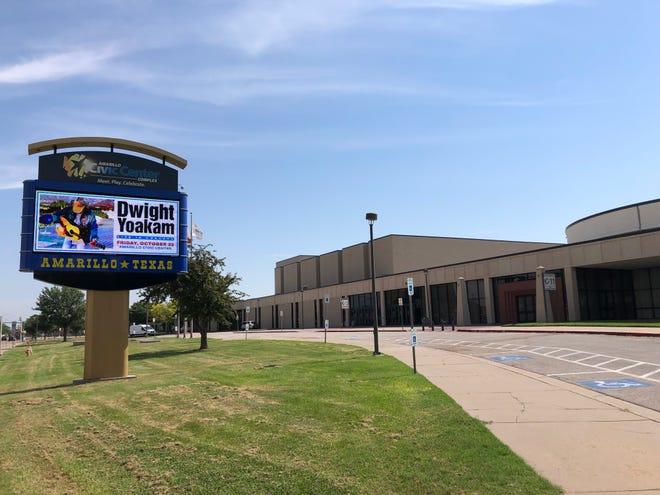 Amarillo Civic Center Complex
