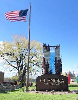 Glenora Wine Cellars is located on Rte. 14 north of Watkins Glen on the west side of Seneca Lake.