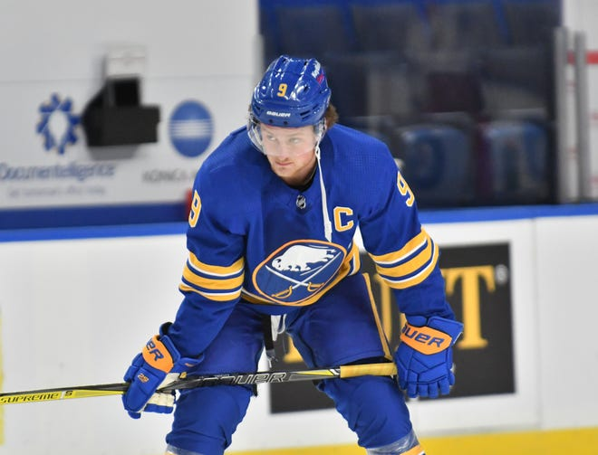 Buffalo Sabres center Jack Eichel is just 24 and averaged 1.07 points in his past 166 games. But he is at odds with the team on how to treat a serious neck injury.