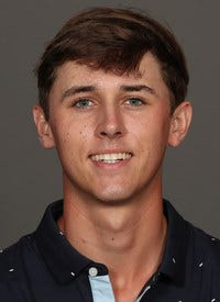 University of Florida junior Christophe Stutts of Maitland birdied four of five holes during one stretch on Thursday to grab a share of the lead in the first round of the Florida Amateur.