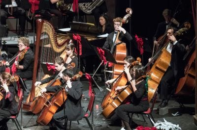 The Southeastern Massachusetts Youth Orchestras (SEMAYO), under the auspices of the New Bedford Symphony Orchestra, is partneringwith the New Bedford Recreation Department to present Music in the Parks this summer.