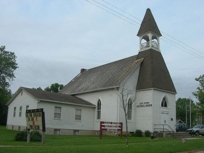 The Leaf River Museum and Historical Society will host a fundraiser sale and ice cream social June 25-27 at the old fire house, located next to the Bertolet building onWestSecond Street.