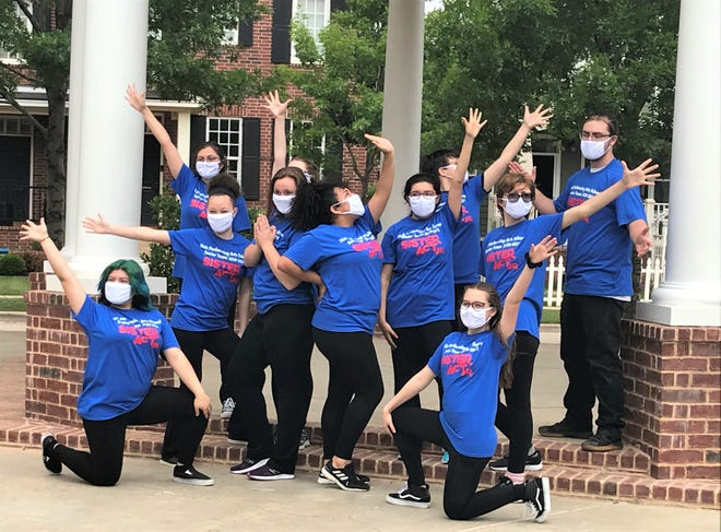 Lubbock-area students from Hub Performing Arts School will be participating in the inaugural 2021 Junior Theater Festival Texas this week in Sugar Land.