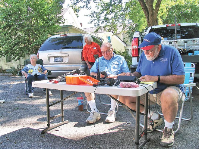 Members of the Pilot Knob Amateur Radio Club will host their annual overnight event Saturday and Sunday at VA Park.