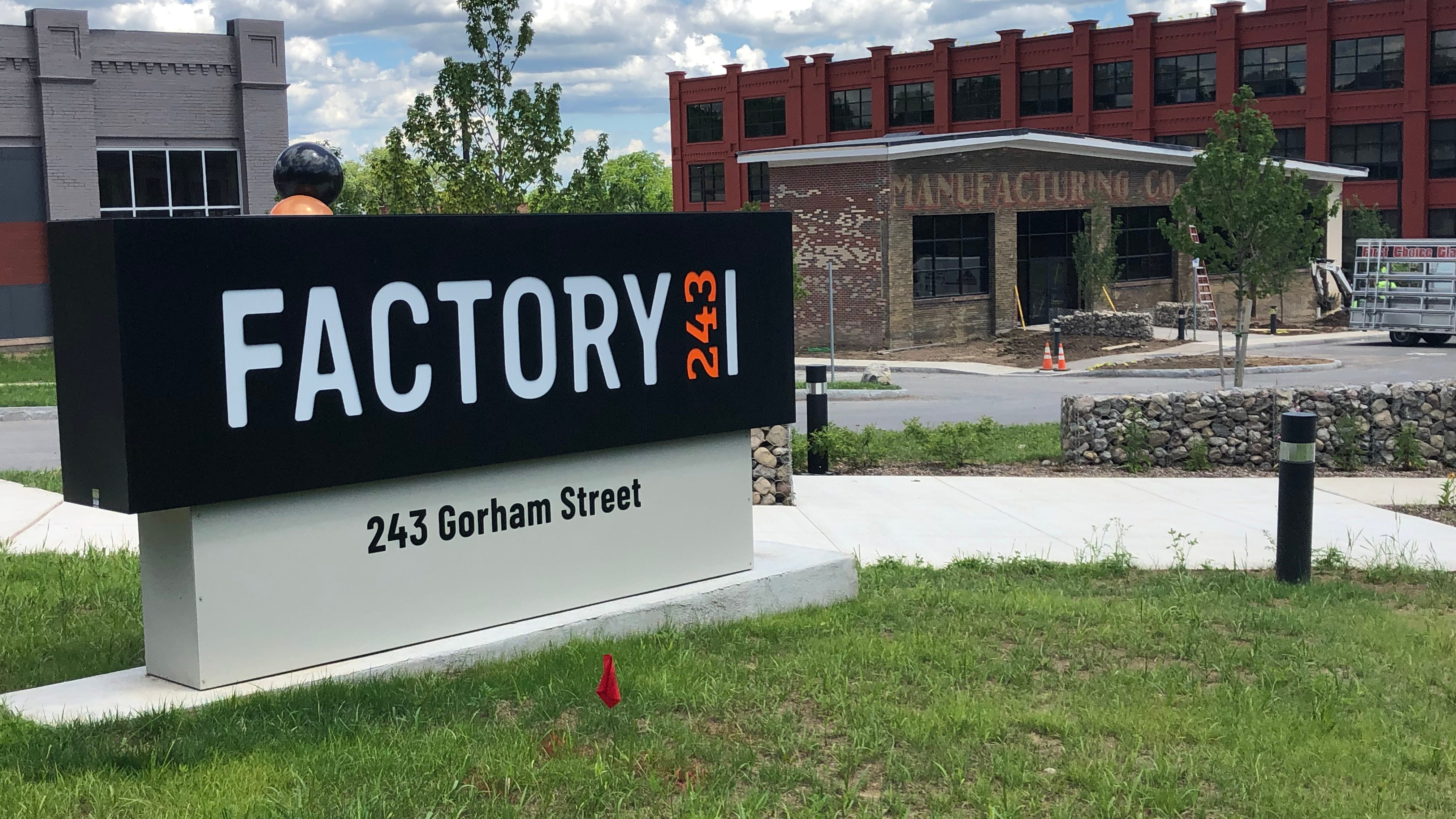 Working Class Coffee will serve residents and workers in Factory 243 as well as people who live in the surrounding Gorham Street, Canandaigua neighborhood.