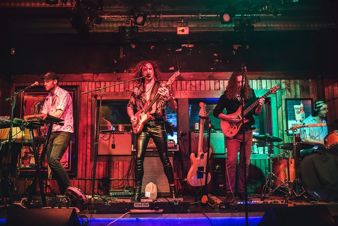 Distant Stars, a local rock band, will close out the Live on the Lake series in Charlevoix on Thursday, Aug. 26.