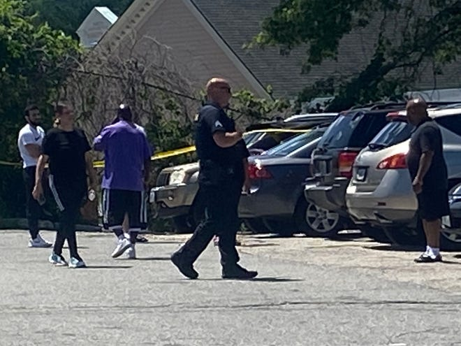 North Providence police are investigating a shooting Thursday on Joseph Street near Shaw's Plaza.