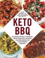 A new cookbook has 100 plus recipes that are low-carb and for a Keto friendly barbecue.