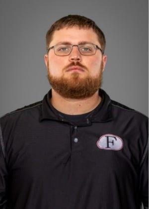 Keynon Janicke, Forreston head football coach
