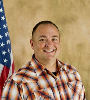 Rockford Police Department officer Brian Wadsworth is a candidate for Boone County sheriff.