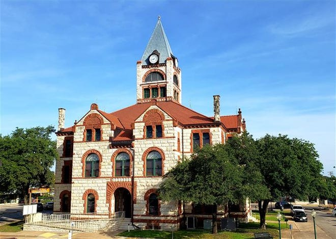 The Erath County Courthouse, pictured, and the Donald R. Jones Justice Center were evacuated Thursday on the report of a suspicious package at the north entrance to the courthouse. After being cleared by law enforcement, both facilities were reopened.