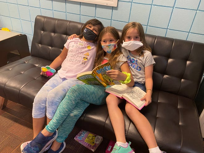 Youths enjoy summer camp programs at the Manatee County Family YMCA. The Y has recently begun talks on a full merger with the larger YMCA of Southwest Florida, which has been running programs in Manatee under a management agreement that started in April.