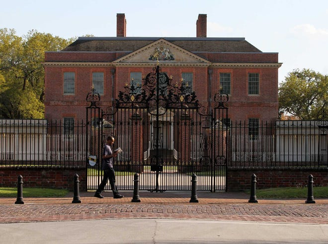 North Carolina's Revolutionary War and colonial-era historic sites, such as Tryon Palace in New Bern, could seen a fresh injection of funds in the lead up to the nation's 250th birthday in 2026.
